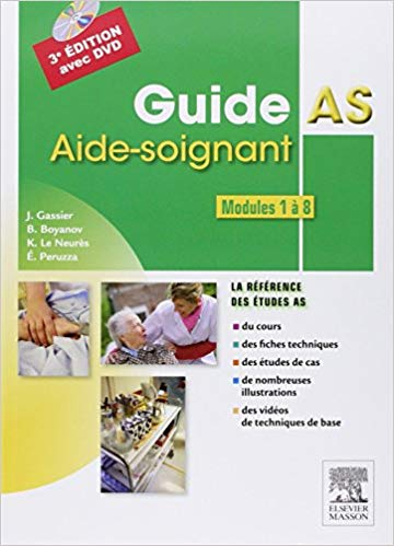 formation aide soignante 8 modules