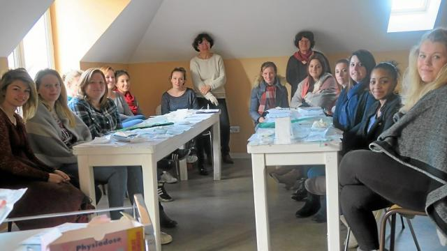formation aide soignante a 30 ans