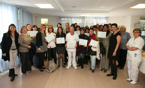 formation aide soignante alpes maritimes