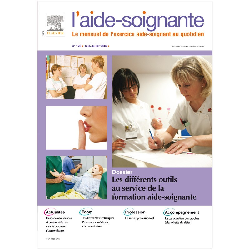 formation aide soignante difficile