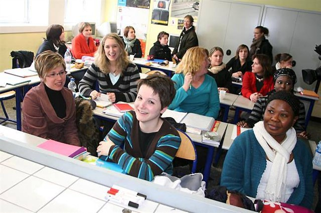 formation aide soignante ecole