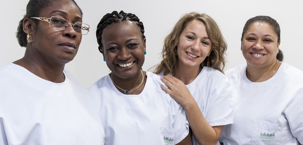 formation aide soignante idf