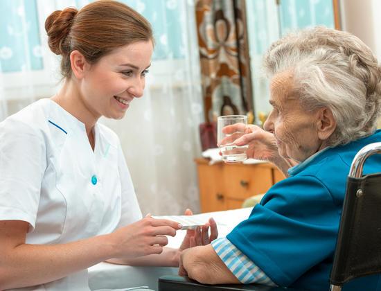 formation aide soignante maison de retraite