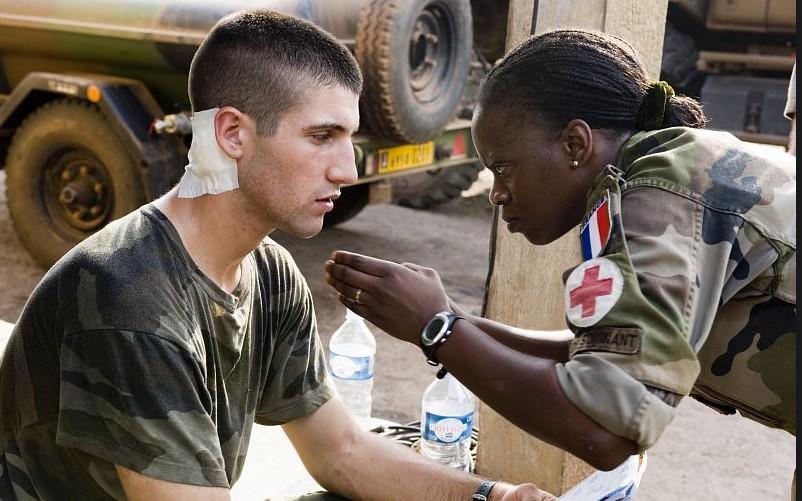 formation aide soignante militaire