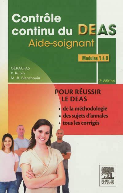 formation aide soignante module 7