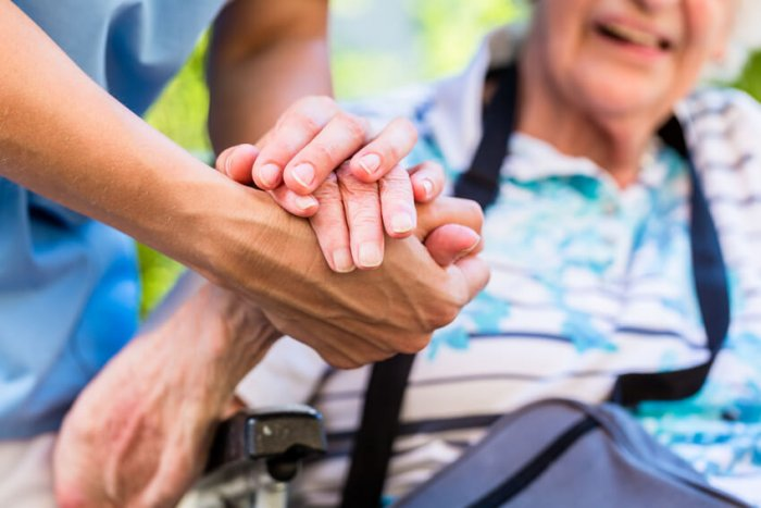 formation aide soignante partielle