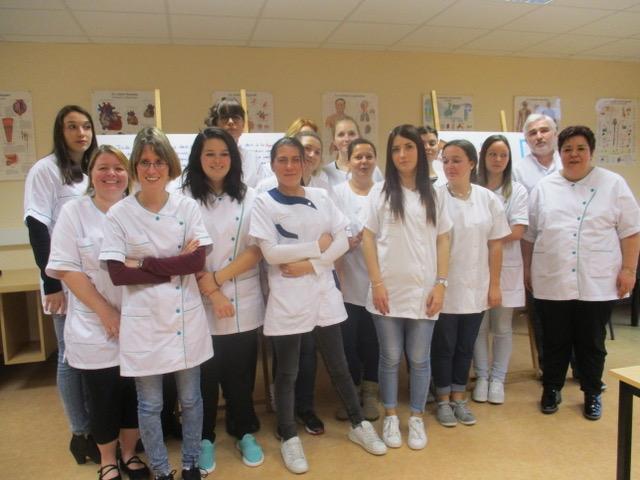 formation aide soignante saint nazaire