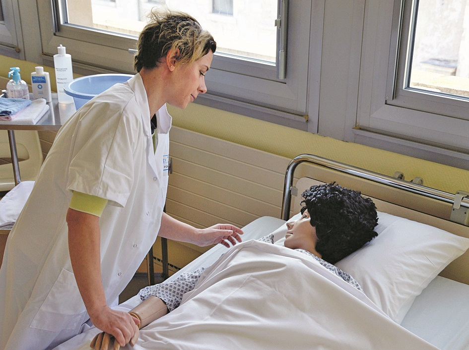 formation aide soignante saintes 17