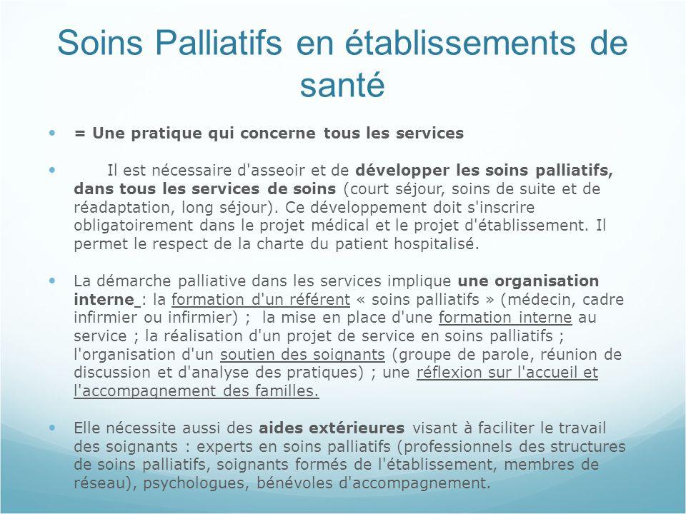 formation aide soignante soins palliatifs
