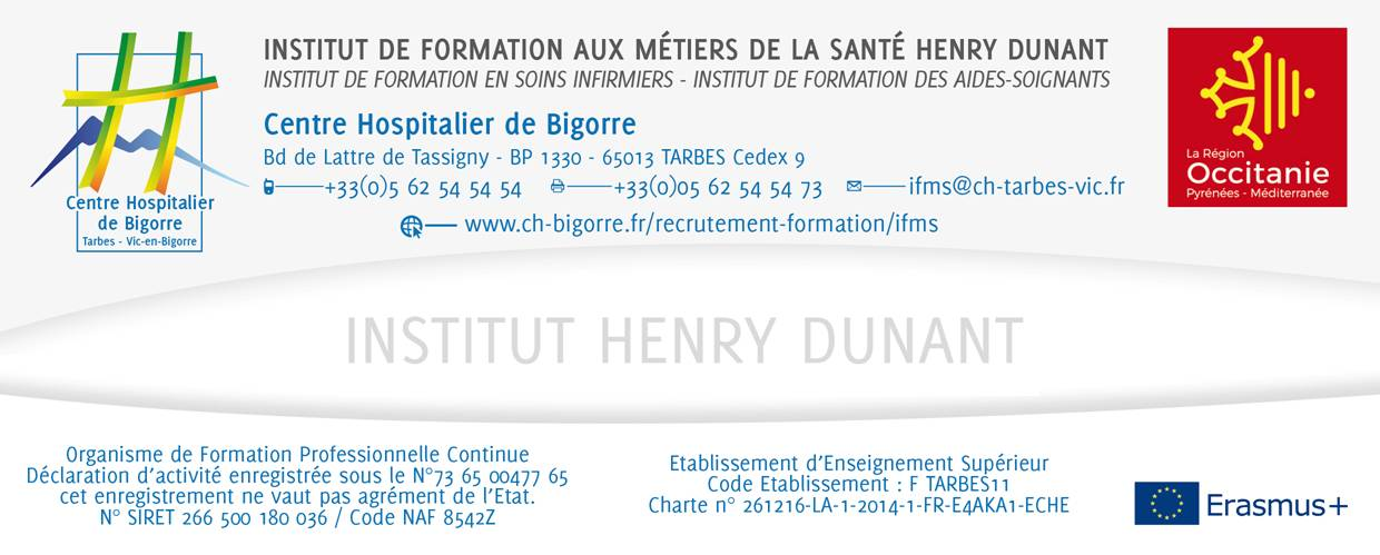 formation aide soignante tarbes