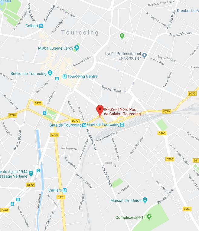 formation aide soignante tourcoing