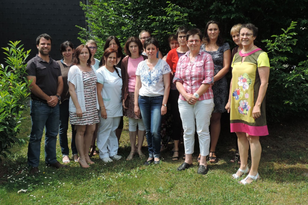 formation aide soignante ussel