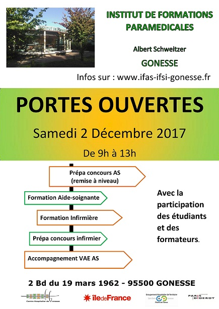 formation infirmiere 2017