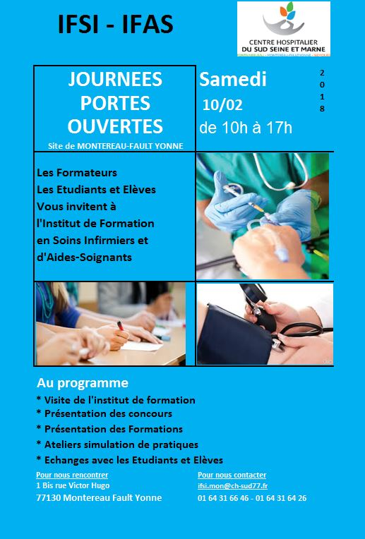 formation infirmiere 77