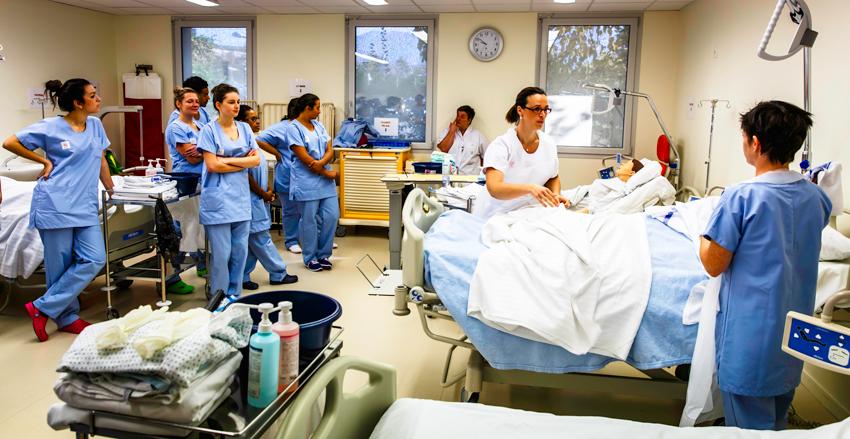 formation infirmiere a la reunion