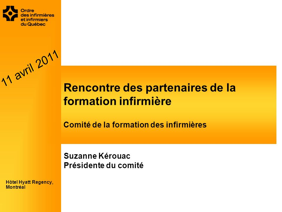 formation infirmiere a montreal