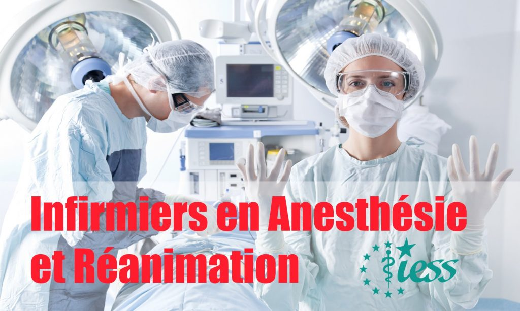 formation infirmiere anesthesiste