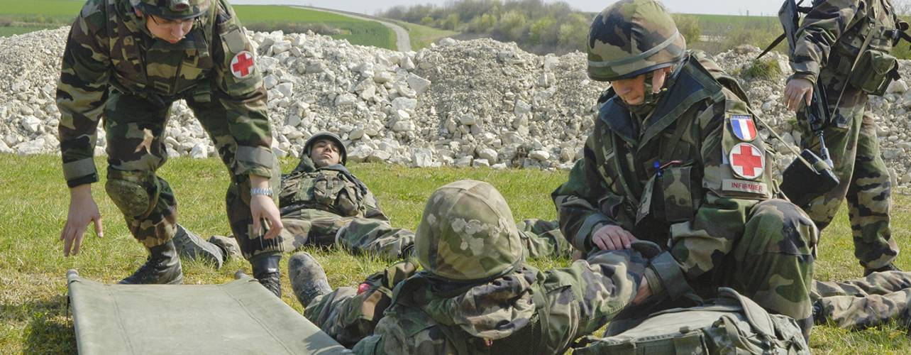 formation infirmiere armee de terre