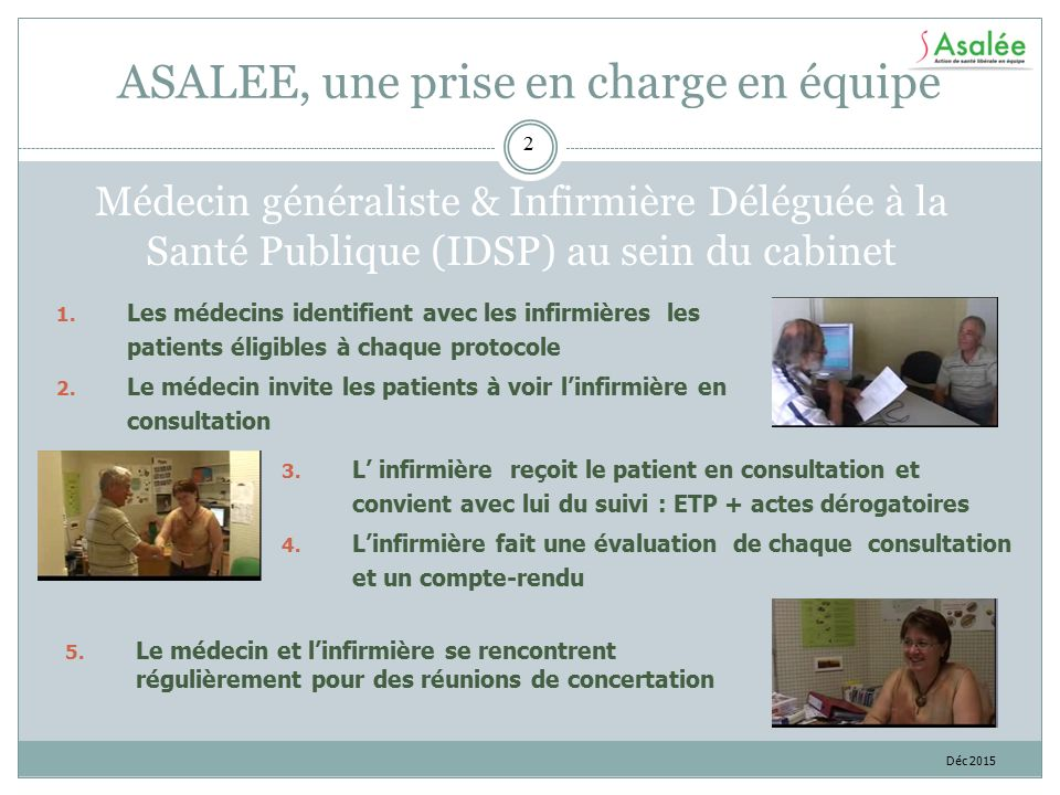 formation infirmiere asalee