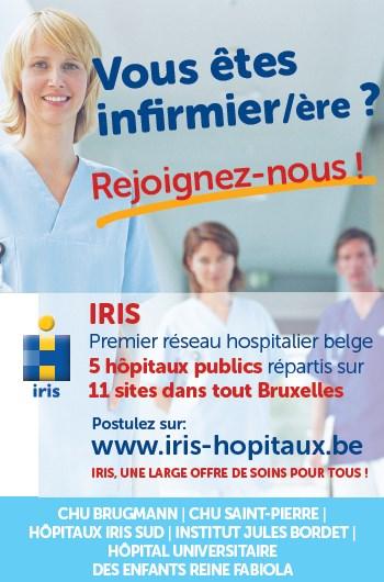 formation infirmiere belgique