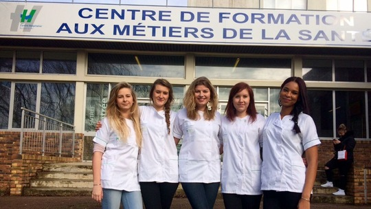 formation infirmiere boulogne sur mer