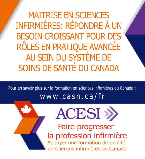 formation infirmiere canada
