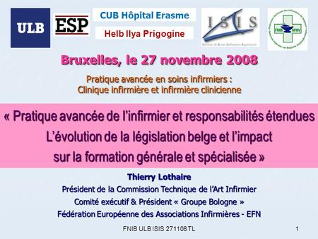 formation infirmiere clinicienne isis