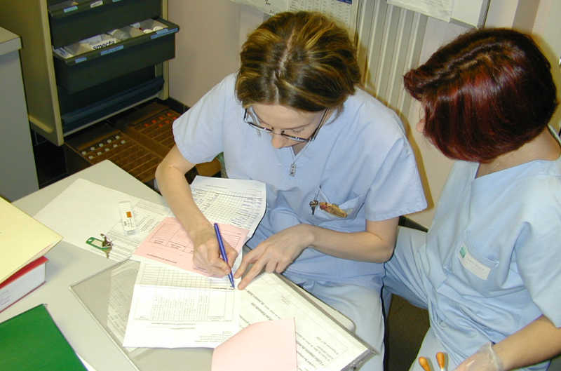 formation infirmiere en 2 ans