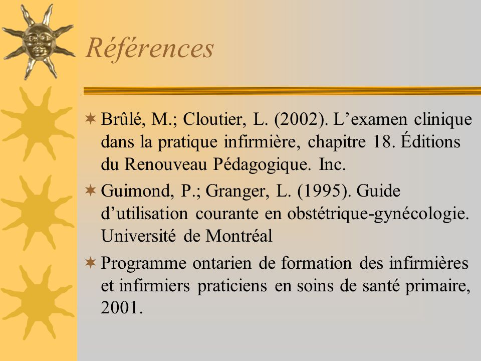 formation infirmiere gynecologie