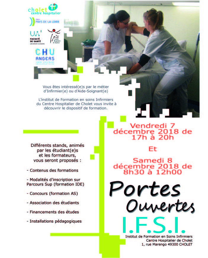 formation infirmiere hopital