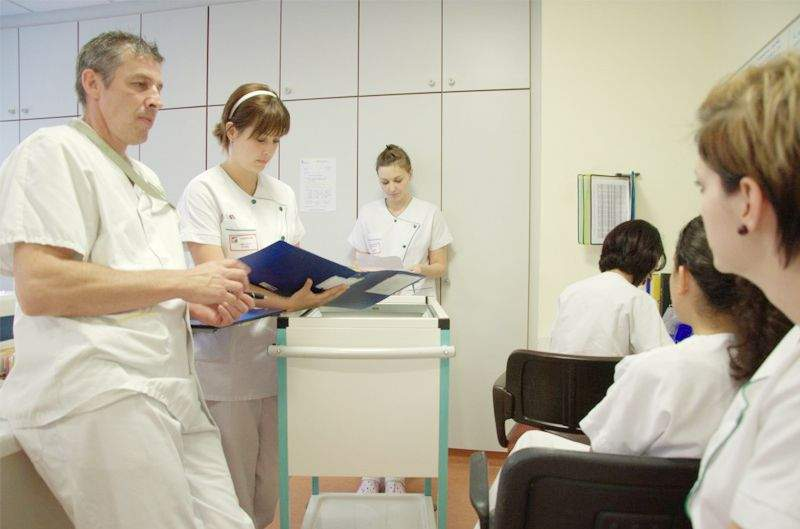 formation infirmiere hospitaliere