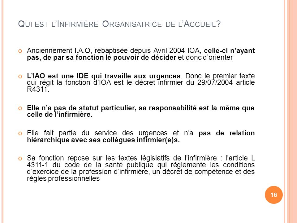 formation infirmiere iao