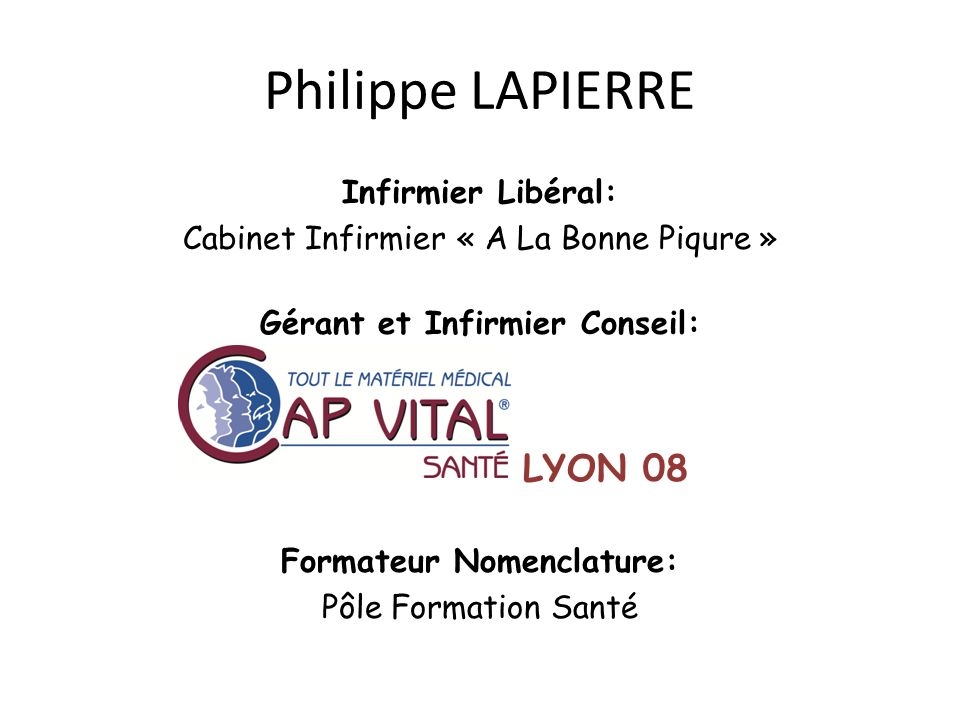 formation infirmiere liberale nomenclature