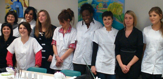 formation infirmiere medico esthetique france