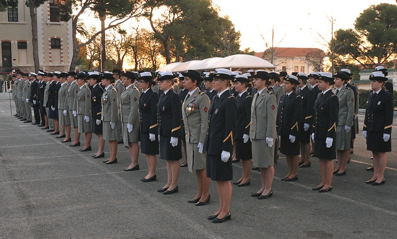 formation infirmiere militaire
