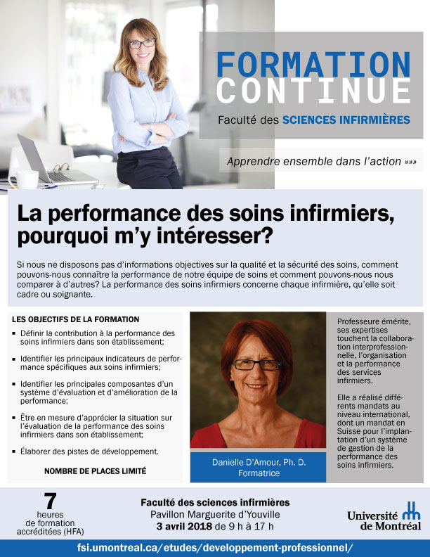 formation infirmiere montreal