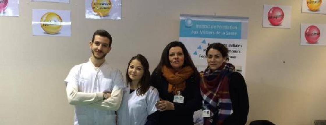 formation infirmiere nimes