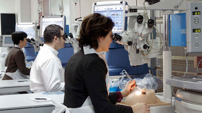 formation infirmiere ophtalmologie