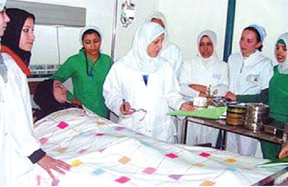 formation infirmiere oran
