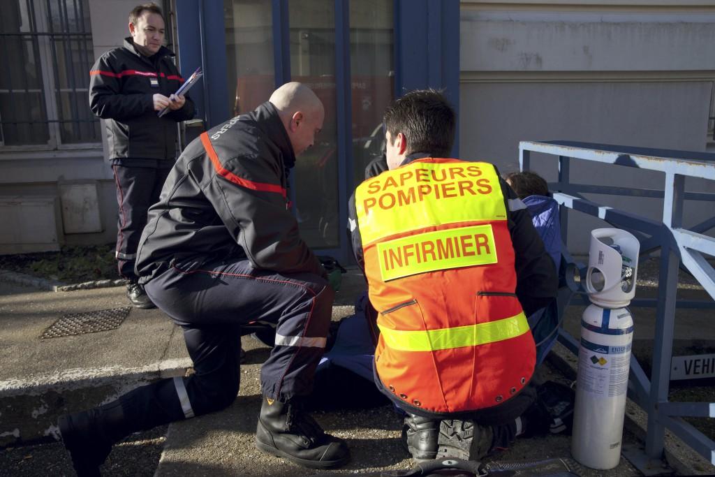 formation infirmiere pompier