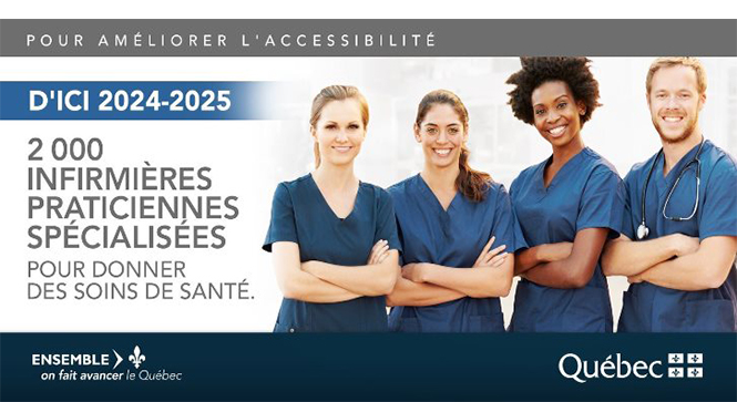 formation infirmiere praticienne quebec