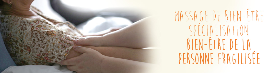 formation infirmiere toucher massage