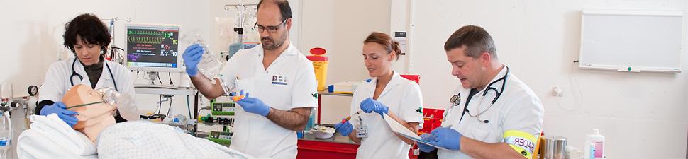 formation infirmiere urgentiste suisse