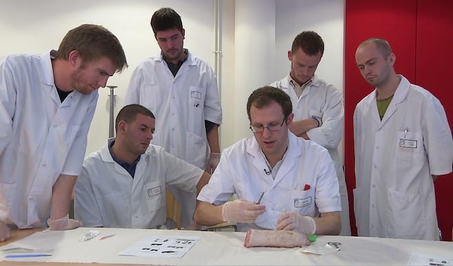formation medicale 3 marine marchande
