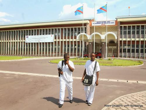 formation medicale a kinshasa
