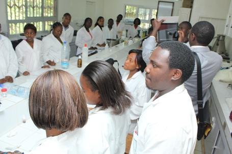 formation medicale au cameroun