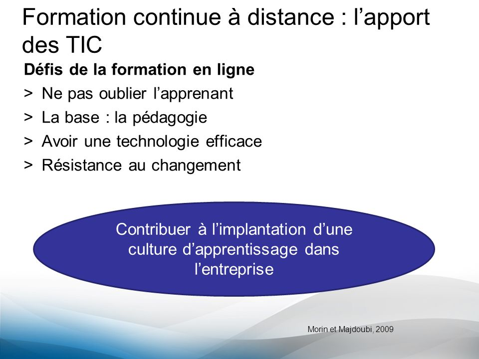 formation medicale continue a distance