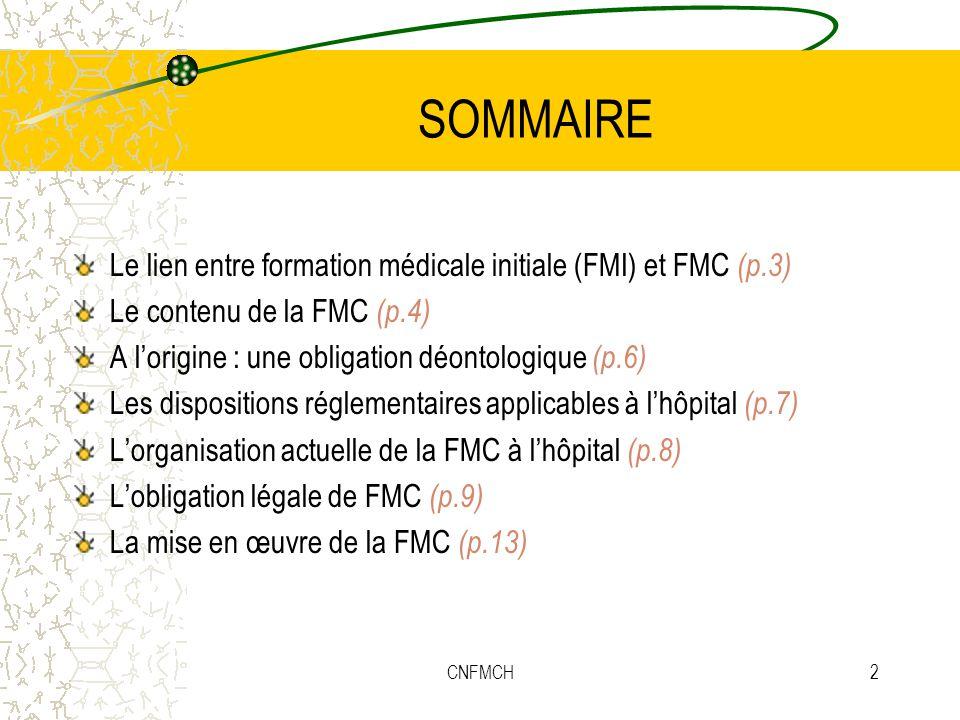 formation medicale continue obligation