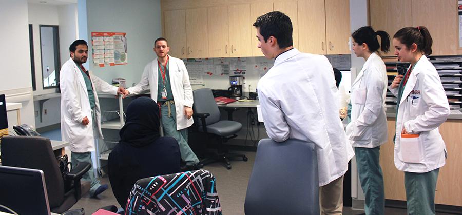 formation medicale continue universite mcgill