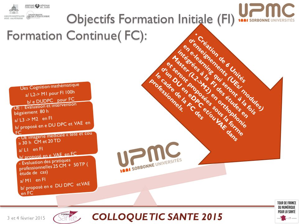 formation medicale continue upmc